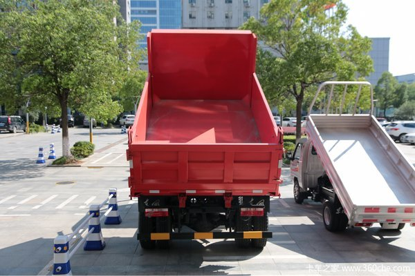 优惠1万上海建权力拓T20自卸车促销中
