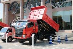东风 力拓T20 150马力 4X2 3.7米自卸车(Φ160工程顶)(EQ3041L8GDAAC) 卡车图片