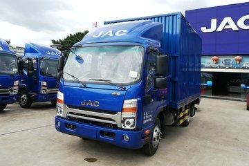 江淮 帅铃Q6 152马力 4.12米单排厢式轻卡(HFC5080XXYP71K4C2V)
