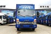 江淮 帅铃Q6 120马力 3.79米排半厢式轻卡(HFC5043XXYP71K2C2V)