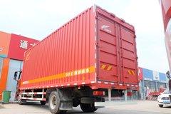 一汽解放 J6L中卡 质惠版 180马力 7.7米厢式载货车(CA5160XXYP62K1L5A2E5) 卡车图片