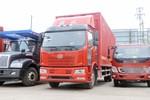 一汽解放 J6L中卡 220马力 7.7米厢式载货车(一汽)(CA5180XXYP62K1L5E5)图片