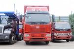 一汽解放 J6L中卡 220马力 4X2 6.75米仓栅式载货车(CA5180CCYP62K1L4A1E5)图片