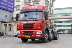 青岛解放 悍V重卡 350马力 6X2牵引车(CA4252P1K15T3E5A80) 卡车图片
