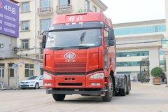 一汽解放 J6P重卡 350马力 6X4危险品牵引车(CA4250P66K2T1E5Z) 卡车图片