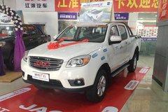 江淮帅铃T6 2018款 创客版 舒适型 2.0T柴油 139马力 两驱 长轴距双排皮卡(4DB2-1D1) 卡车图片