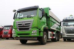 中国重汽 豪瀚J5G 340马力 6X4 5.6米自卸车(ZZ3255N3846E1) 卡车图片