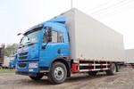 青岛解放 龙V中卡 180马力 4X2 7.8米翼开启厢式载货车(CA5189XYKPK2L5E5A80)图片