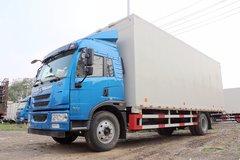 青岛解放 龙V中卡 220马力 4X2 6.8米厢式运输车(国六)(CA5180XXYPK15L2E6A80)