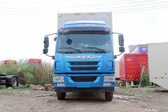 青岛解放 龙V中卡 190马力 4X2 7.2米翼开启厢式载货车(国六)(CA5180XYKPK1L5E6A80)