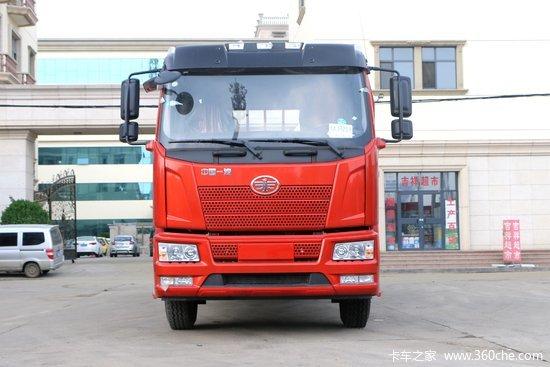 一汽解放 J6L中卡 2019款 180马力 4X2 6.75米栏板载货车(CA1180P62K1L4E5)
