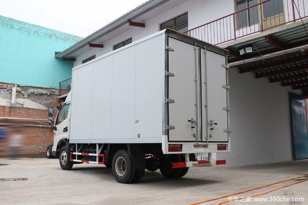 降价促销江淮骏铃V6载货车仅售13.03万