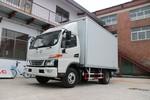 江淮 骏铃V6 156马力 4.15米单排厢式售货车(HFC5043XSHP91K1C2V)图片