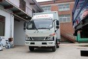 江淮 骏铃V6 156马力 4.15米单排厢式轻卡(HFC5071XXYP91K1C2V)