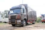 青岛解放 龙VH中卡 南方版 180马力 4X2 6.65米仓栅式载货车(CA5189CCYPK2L2E5A80)图片