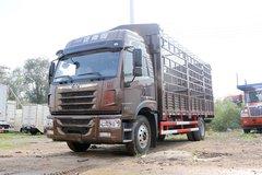 青岛解放 龙VH中卡 南方版 180马力 4X2 6.65米仓栅式载货车(CA5189CCYPK2L2E5A80) 卡车图片