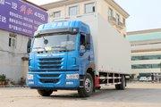 青岛解放 龙VH中卡 220马力 4X2 9.65米翼开启厢式载货车(CA5189XYKPK2L7E5A80)