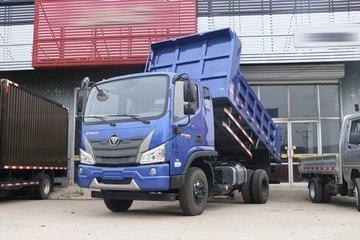 福田 瑞沃ES3 154马力 4米自卸车(BJ3183DKPEA-FB)