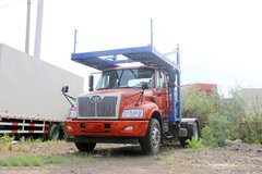 一汽柳特 安捷(L5R)重卡 310马力 4X2长头牵引车(CA4185K2E5R7A90) 卡车图片