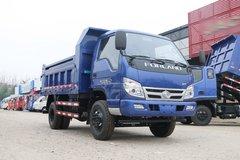 福田 瑞沃E3 95马力 3米自卸车(BJ3046D9JBA-FA) 卡车图片