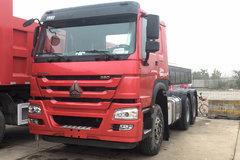 中国重汽 HOWO重卡 380马力 6X4牵引车(ZZ4257N3247E1H) 卡车图片