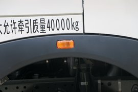 HOWO T7H牵引车外观                                                图片