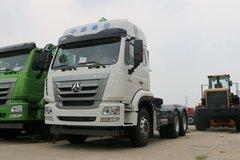 中国重汽 豪瀚J7B重卡 380马力 6X4危化品牵引车(ZZ4255N3246E1W) 卡车图片