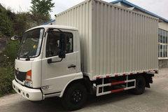 东风商用车 嘉运 150马力 4X2 4.1米单排厢式轻卡(DFH5040XXYBX5)