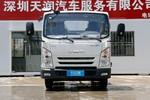 江铃 凯锐EV 4.5T 4.08米单排纯电动厢式轻卡(JX5043XXYTGA25BEV)图片