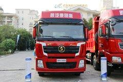 陕汽康明斯 德龙X3000 轻量化版 600马力 6X4牵引车(SX4250XD4Q1)图片