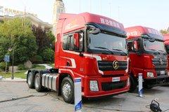 陕汽康明斯 德龙X3000 600马力 6X4牵引车 卡车图片
