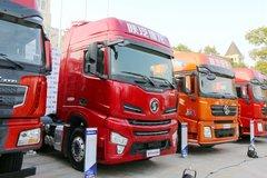 陕汽重卡 德龙X6000 550马力 6X4牵引车(SX4250GC4) 卡车图片