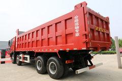 福田 欧曼GTL 9系重卡 2018款 460马力 8X4 8.2米自卸车(BJ3319DMPKF-AB)