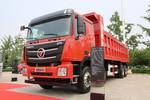 福田 欧曼GTL 9系重卡 380马力 8X4 6.5米自卸车(BJ3319DNPKC-AA)图片