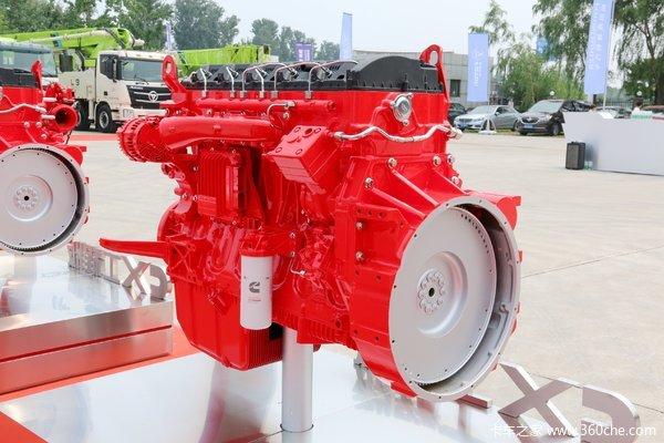 福田康明斯X12工程版 510马力 12L 国五 柴油发动机