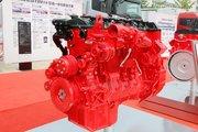 福田康明斯ISG12Ge5-350 350马力 12L 国五 天然气发动机