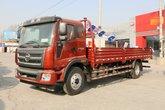 福田 瑞沃Q5中卡 168马力 4X2 6.8米栏板载货车(BJ1185VLPEN-FA)