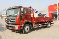 福田 瑞沃Q5中卡 168马力 4X2 6.7米栏板载货车(BJ1146VJPEK-1) 卡车图片