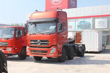 东风商用车 天龙重卡 315马力 6X2 牵引车(DFL4240A2)
