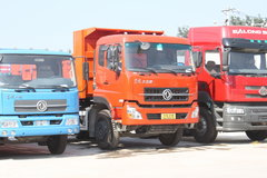 东风商用车 大力神重卡 290马力 6X4 6米自卸车(排半平头)(DFL3251A7) 卡车图片