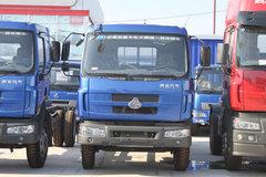 东风柳汽 乘龙609中卡 210马力 6X2 8.6米栏板载货车(LZ1250LCM) 卡车图片