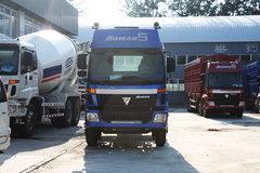 福田 欧曼ETX 5系重卡 180马力 6X2 8.6米平板载货车(BJ1242VMPHH-S) 卡车图片