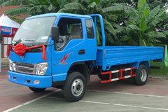 大运 祺运 83马力 3.2米排半栏板轻卡 卡车图片