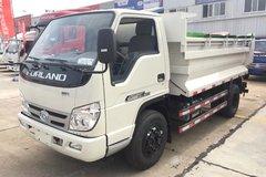 福田 瑞沃E3 120马力 4X2 3.8米自卸车(BJ3046D8JDA-FA) 卡车图片