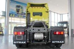 SITRAK C7H 牵引车外观                                                图片
