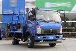 重汽王牌 7系 129马力 4X2 平板运输车(CDW5041TPBHA1R5)