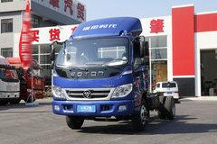 福田时代 M3 143马力 4.23米单排栏板轻卡底盘(BJ1043V9JDA-AC) 卡车图片