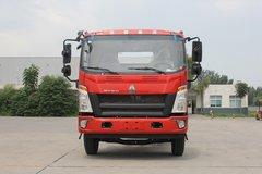 中国重汽HOWO 统帅 重载版 141马力 4.165米单排栏板轻卡(ZZ1047F341CE145) 卡车图片