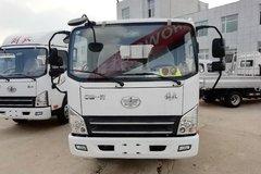 解放 虎VN 110马力 3.85米排半栏板轻卡(全柴)(CA1040P40K50L1E5A84) 卡车图片