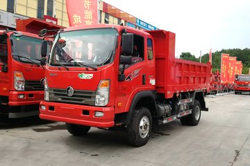 重汽王牌 7系 129马力 4X2 3.8米自卸车(145后桥)(CDW3040A2Q5)